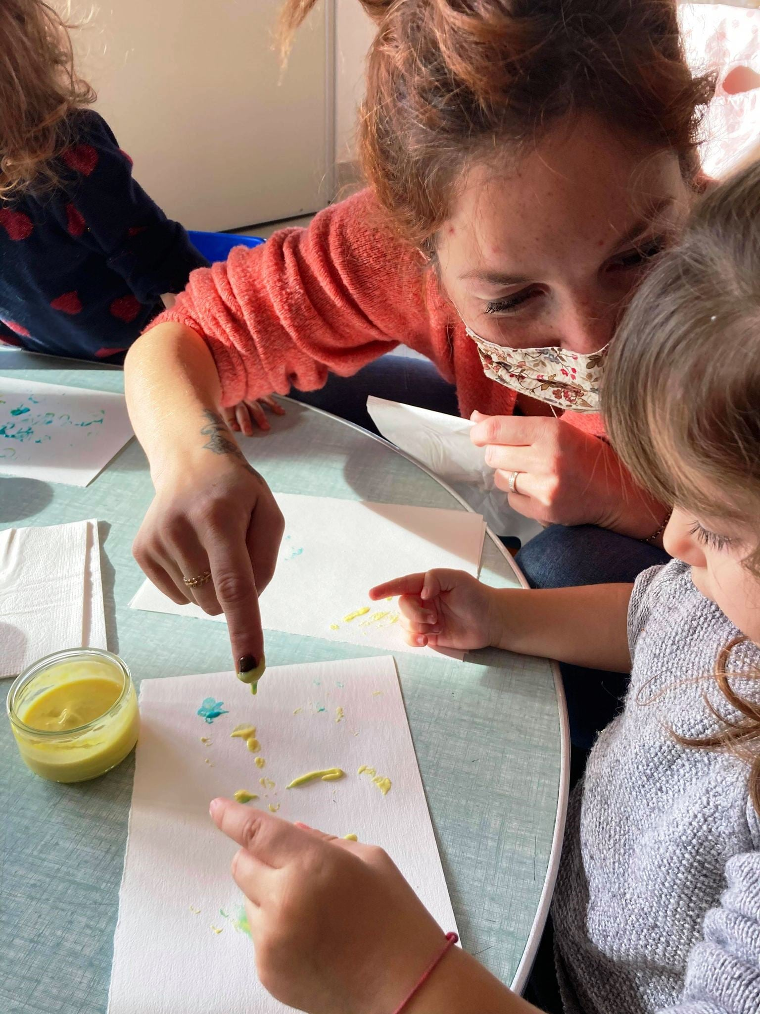 Ateliers parents enfants